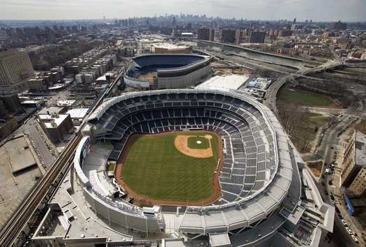 new york mets stadium. The home of a New York Winter