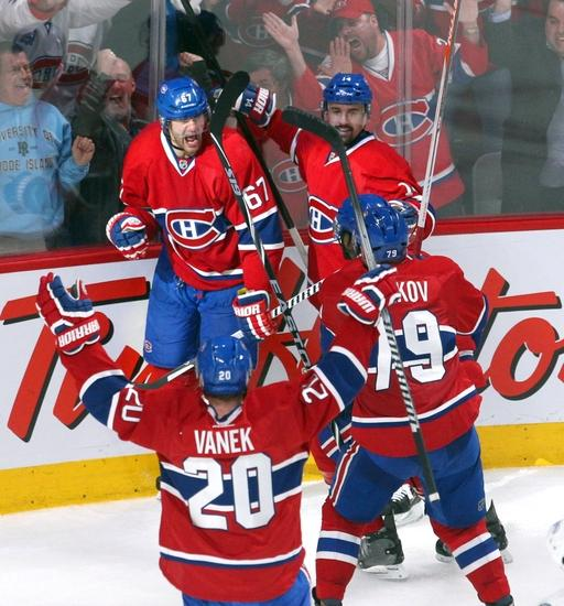 New York Rangers Vs Montreal Canadiens: Eastern Conference