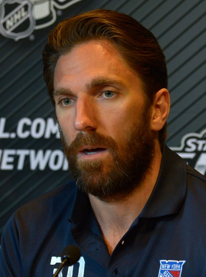 Henrik Lundqvist I Want To Be A New Yorker