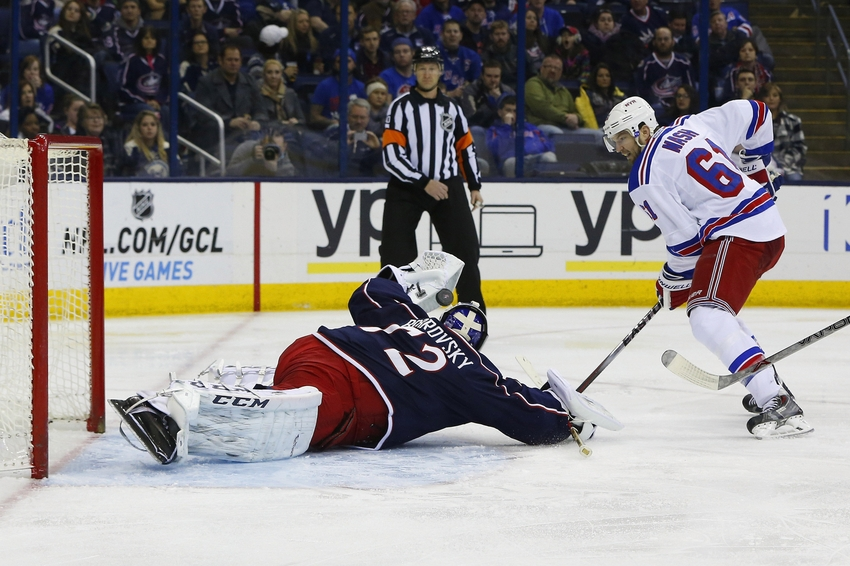 New York Rangers vs. Blue Jackets Three Stars Of The Game