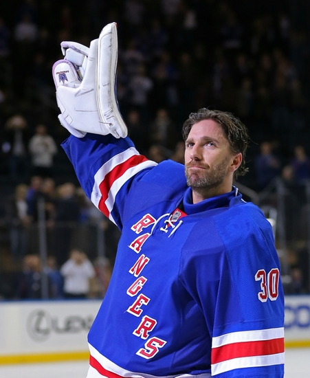 New York Rangers Daily Dose Lundqvist Is Head And Shoulders Above