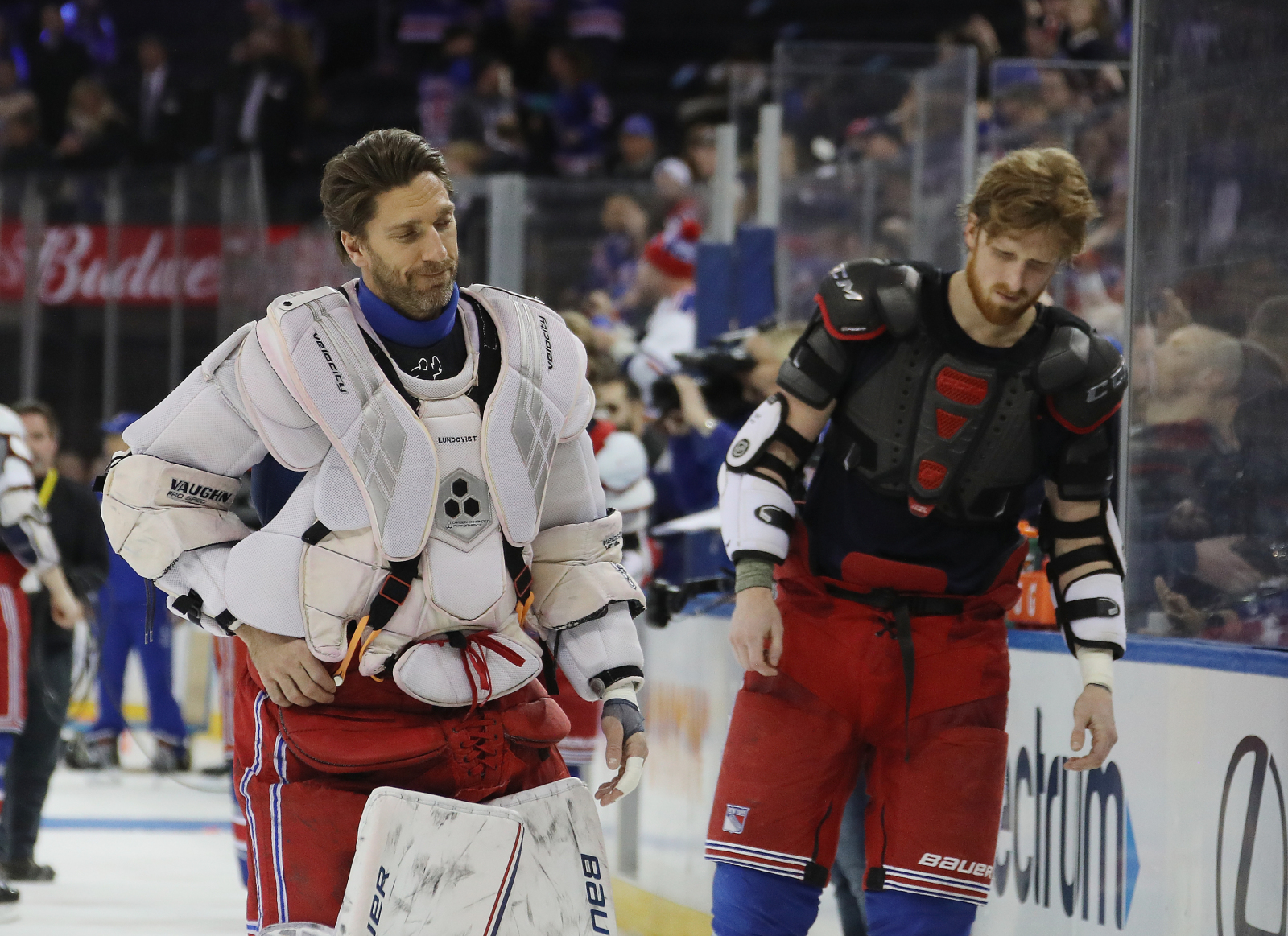 Compliance buyouts mean goodbye to Lundqvist and Staal