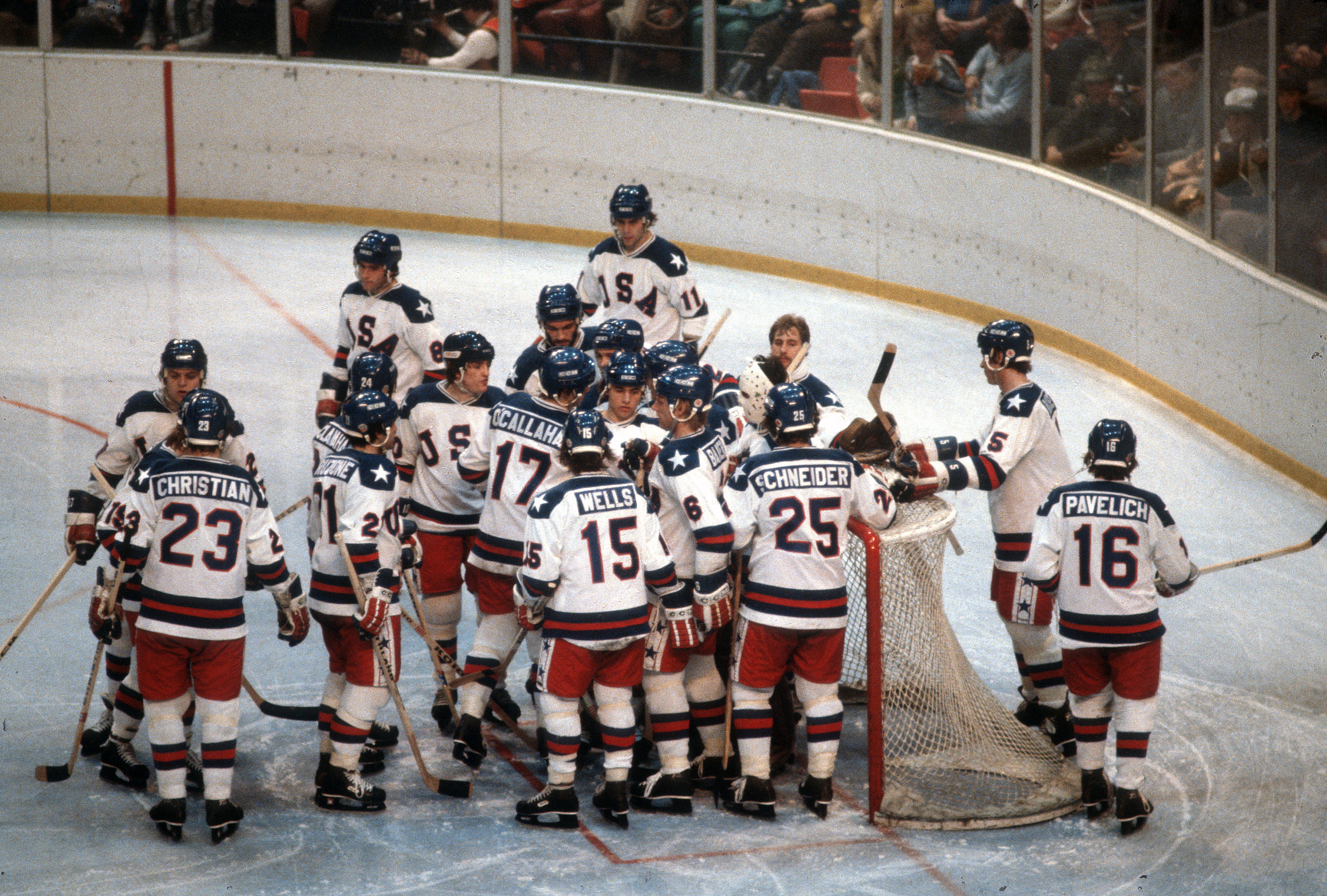 "The New York Rangers and the ""Miracle on Ice"""