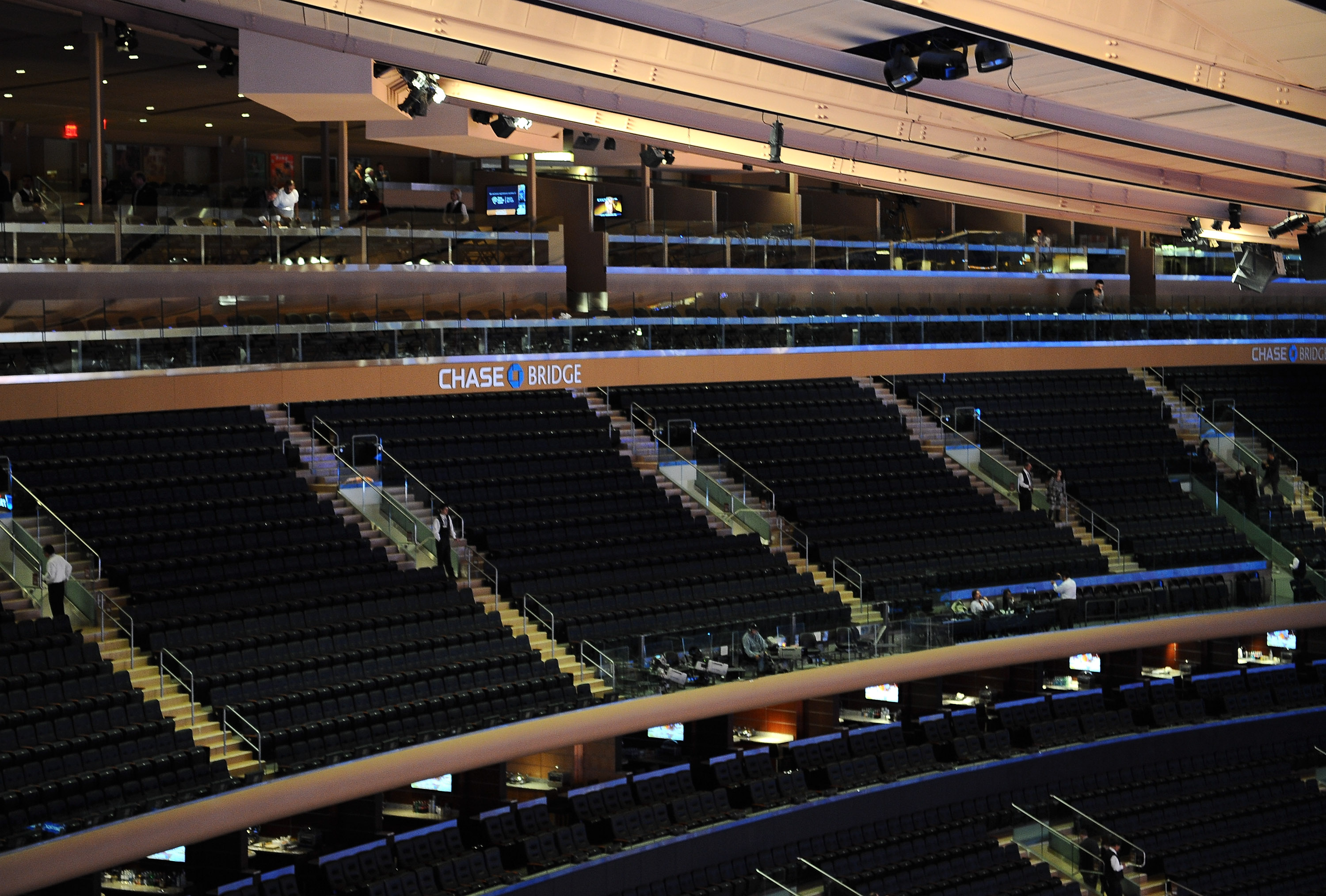 Where is madison square garden