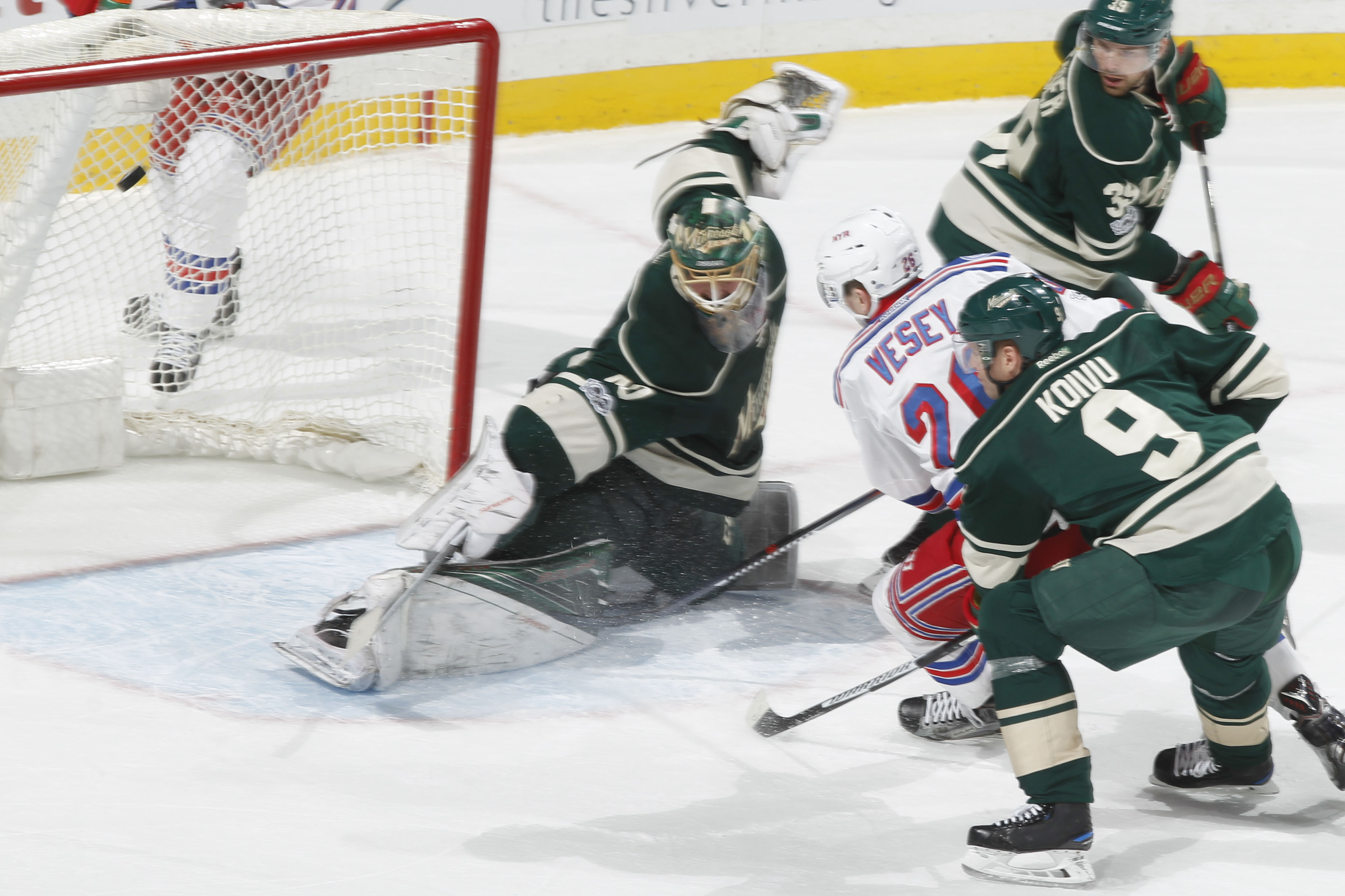 New york rangers nhl ranking previewing 7 minnesota wild new york rangers publicscrutiny Choice Image