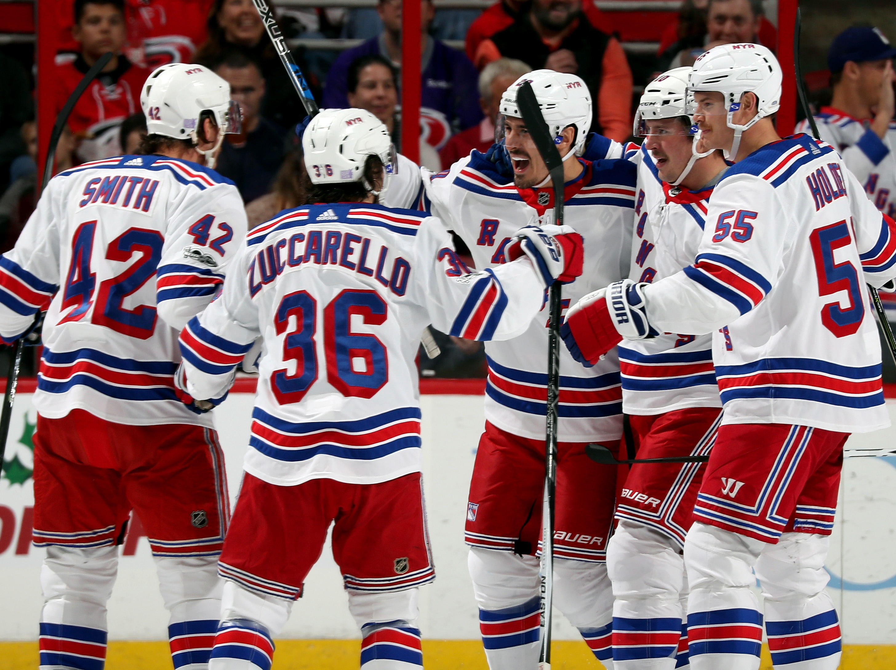 Gold: Canes a no-show in 6-1 loss to Rangers