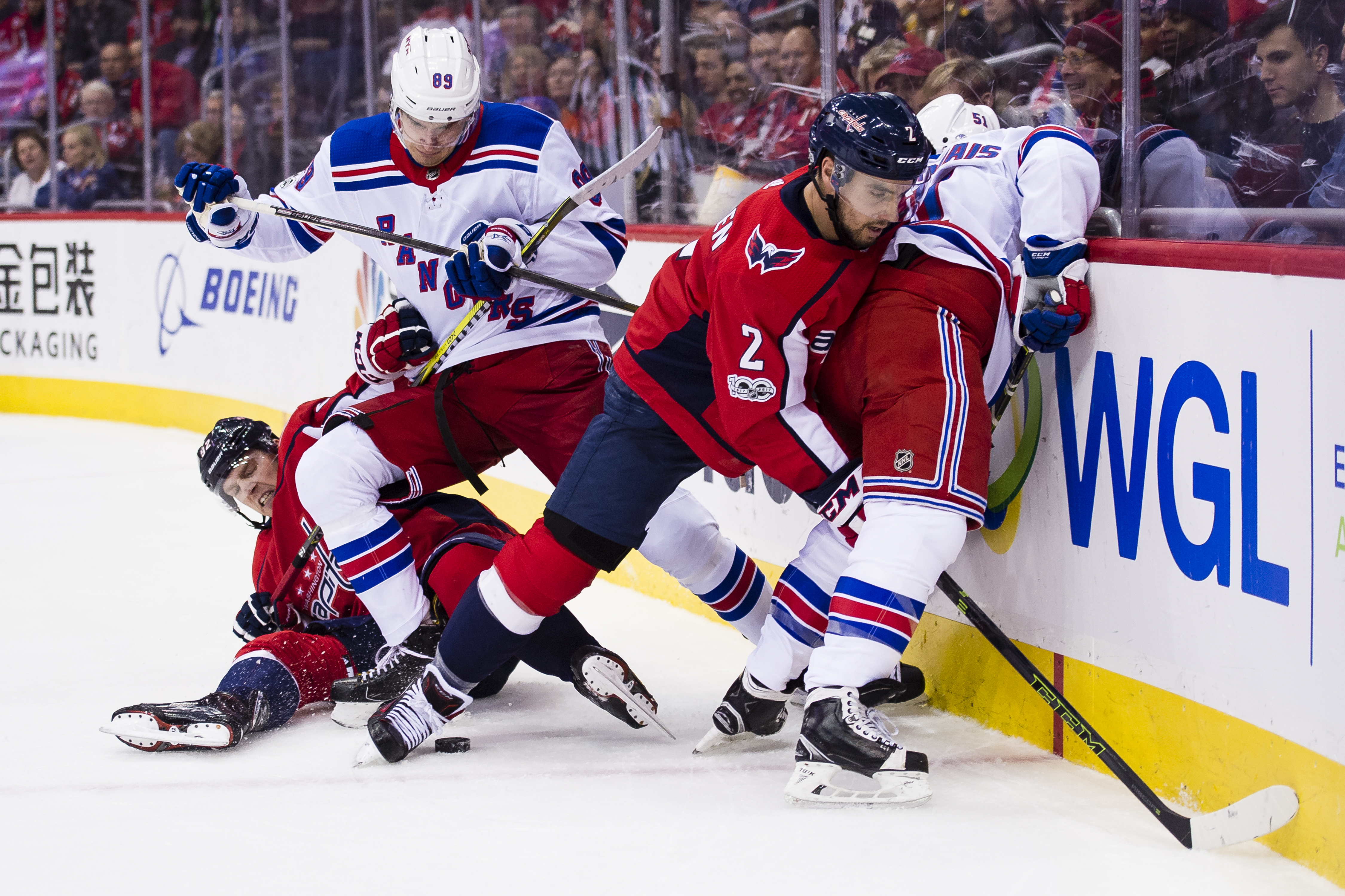 Rangers beat Capitals in shootout to win battle of backup goalies