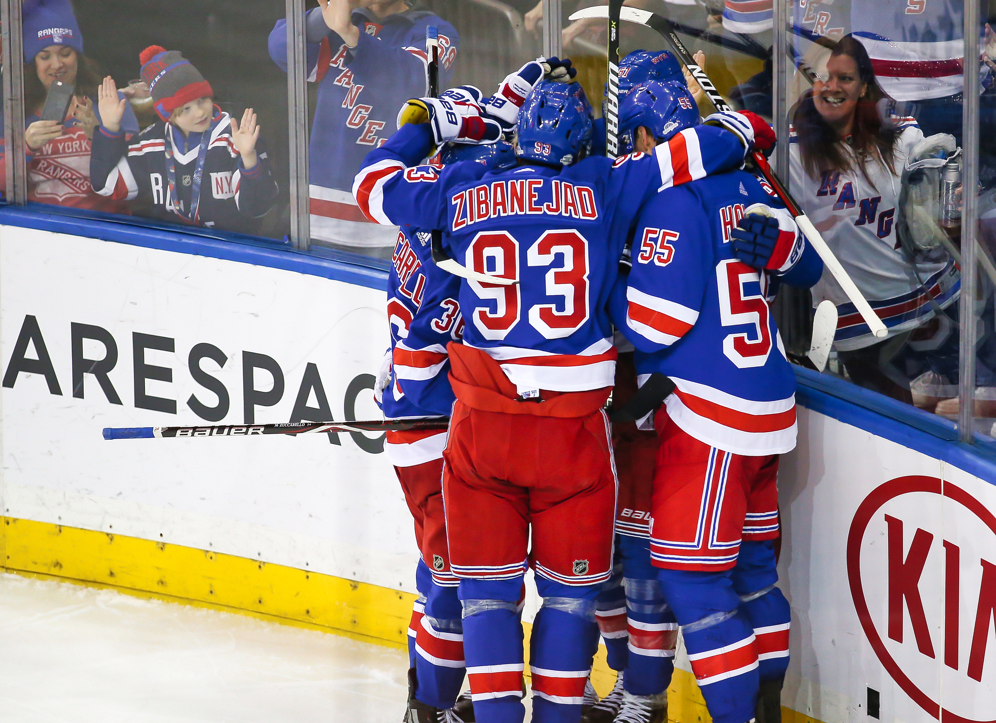 NHL: Vesey's goal boosts Rangers over Jets