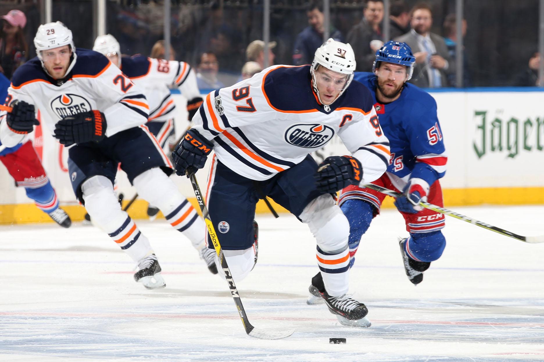 Rangers defeat Oilers as Alexander Georgiev earns first NHL win