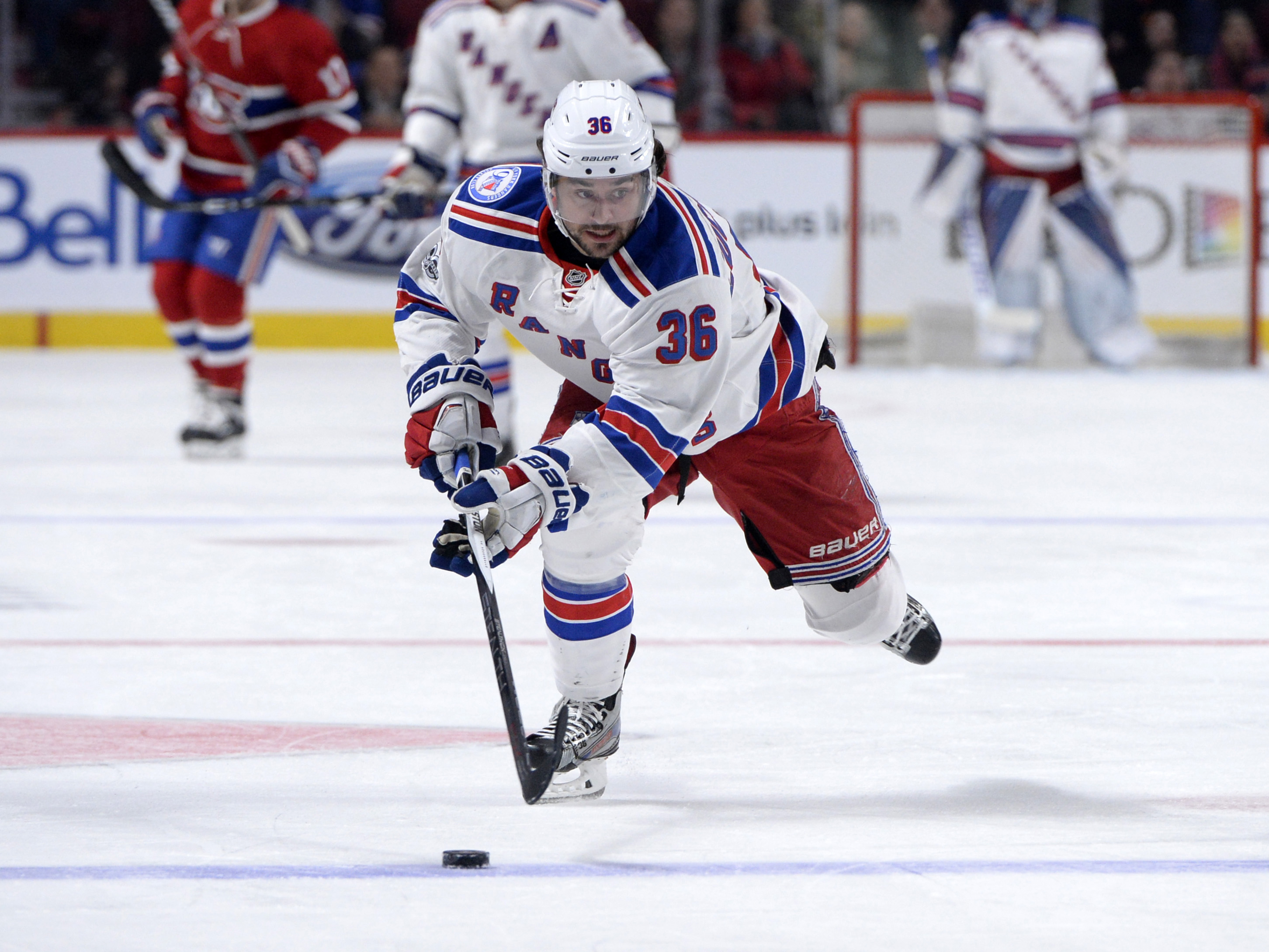 the best attitude 54044 efc5f New York Rangers: The Ideal Group of Captains Going Forward ...