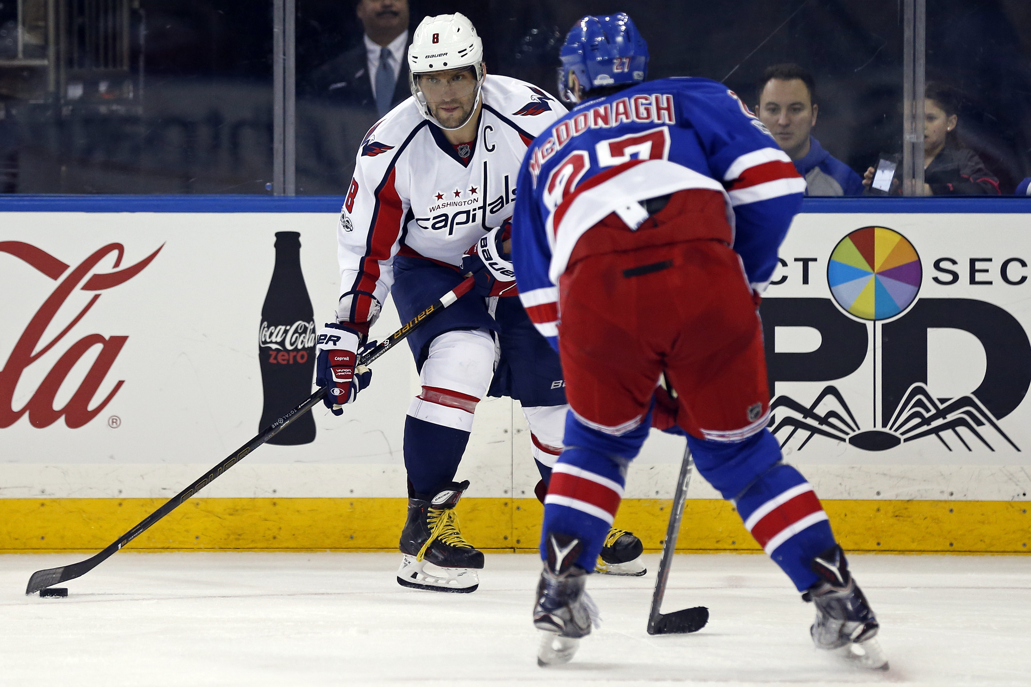 New York Rangers 3 Stars  McDonagh and Hank Lead Rangers to Victory 0b074dcadbf7