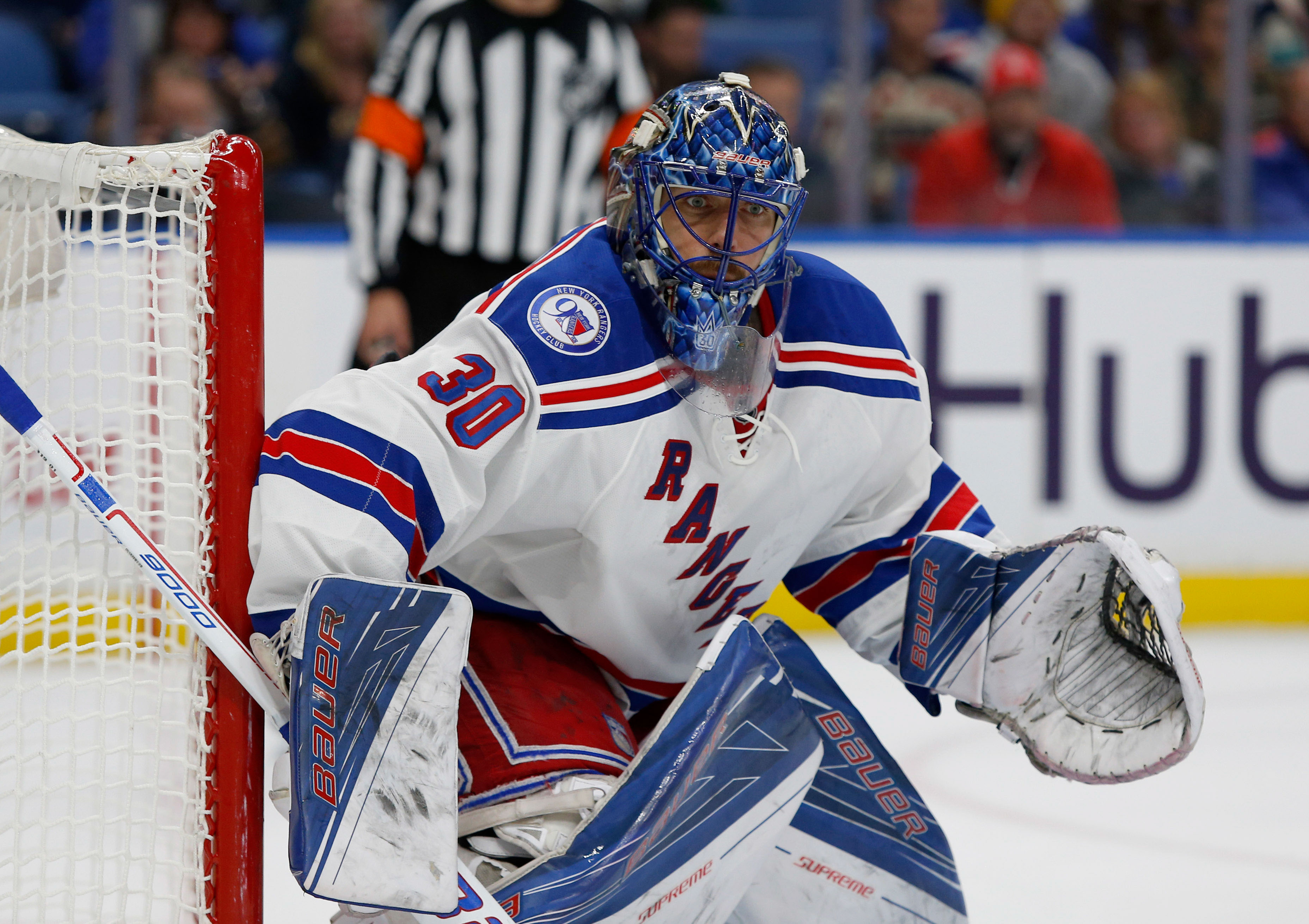 New York Rangers: Five Times Henrik Lundqvist Carried the ...